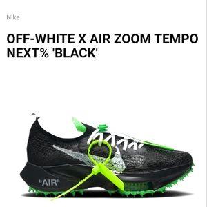 ‼️Off-White x Nike Air Zoom Tempo NEXT%‼️